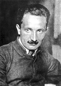 Martin Heidegger, circa 1920